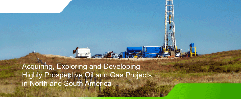 Petrichor Energy Inc. - Acquiring, Exploring and Developing Highly Prospective Oil and Gas Projects in North and South America